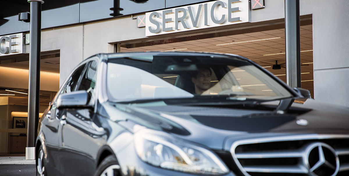 Why Service at Mercedes-Benz of Omaha | Auto Repairs in
