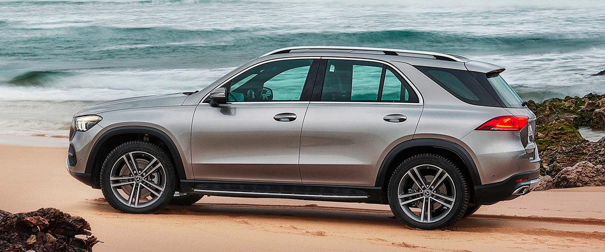 2020 Mercedes-Benz GLE header