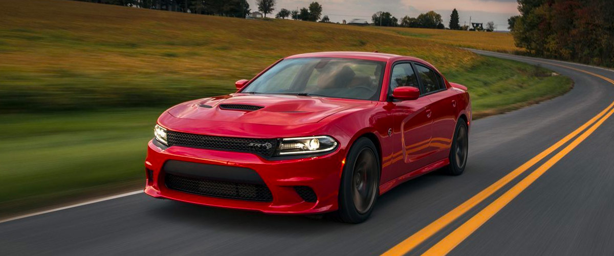 2018 Dodge Charger Header