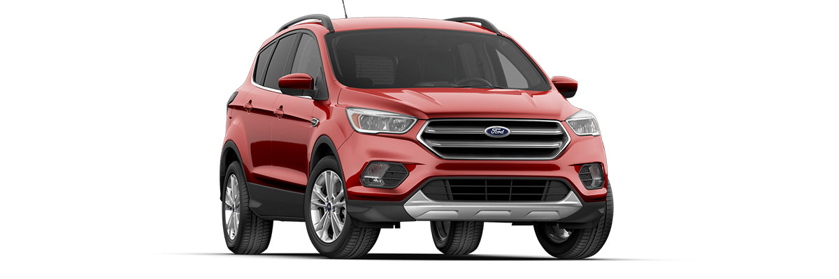 2018 Ford Escape Side View