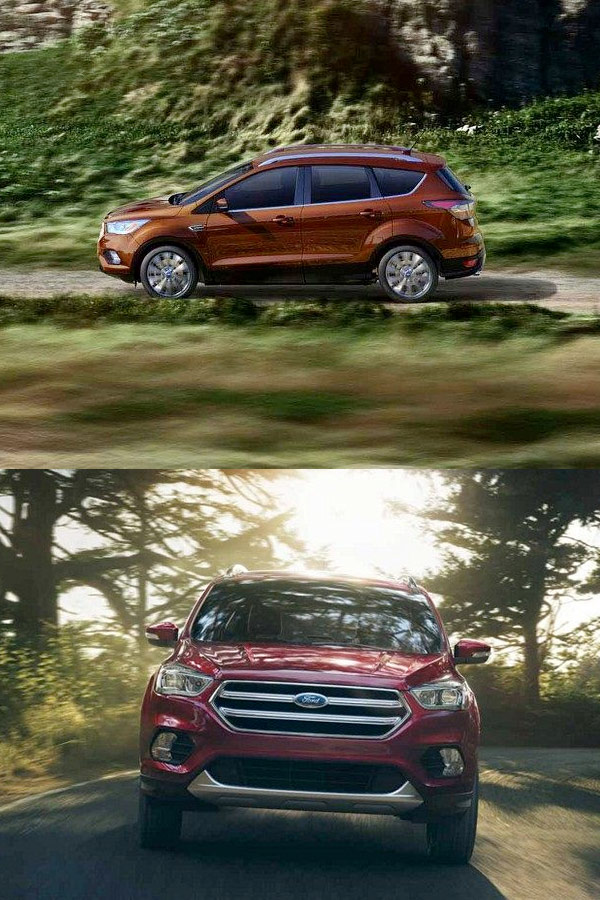 Safety Features on the 2018 Ford Escape