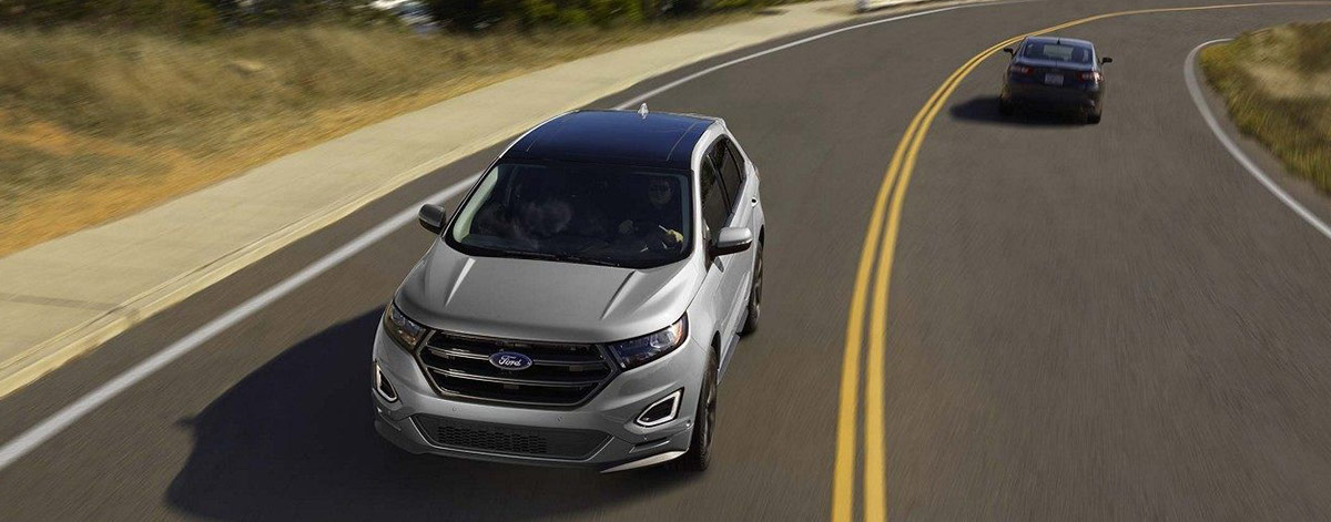 2018 Ford Edge Safety Systems
