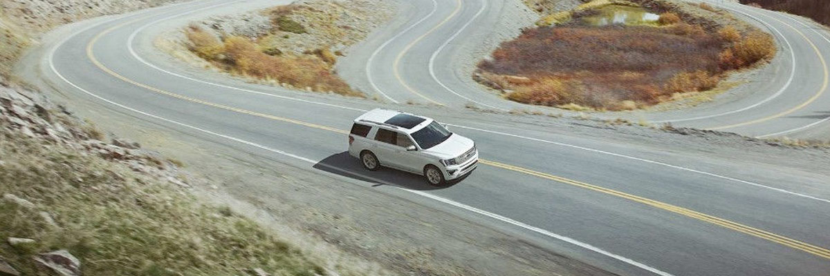 2018 Ford Expedition Footer