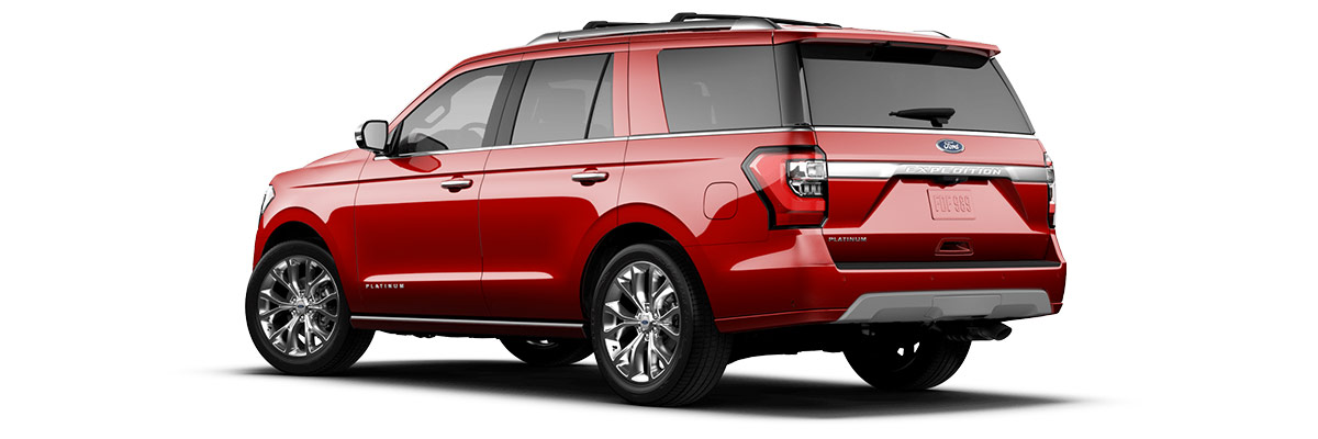 2018 Ford Expedition Side View