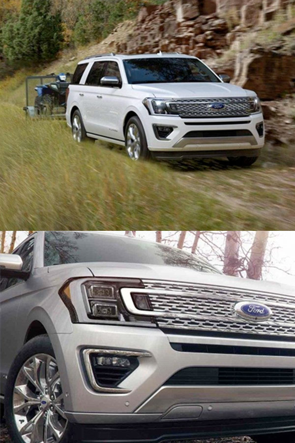 Ford Escape Lease >> Buy or Lease a New 2018 Ford Expedition near Normal, IL | Heller Ford