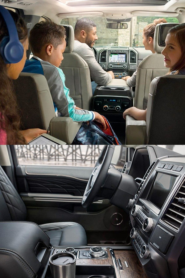 2018 Ford Expedition Smart Safety