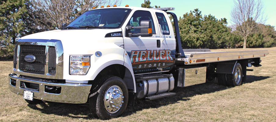 Heller Ford Towing