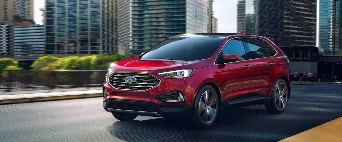 new 2019 ford edge for sale in el paso il heller ford. Black Bedroom Furniture Sets. Home Design Ideas