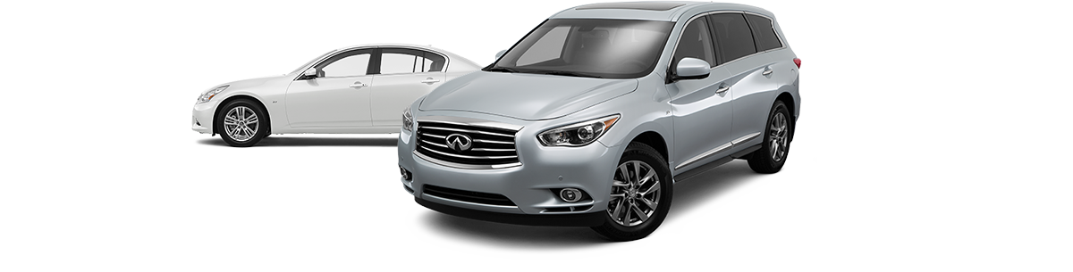 2015 Q40 and 2015 QX60