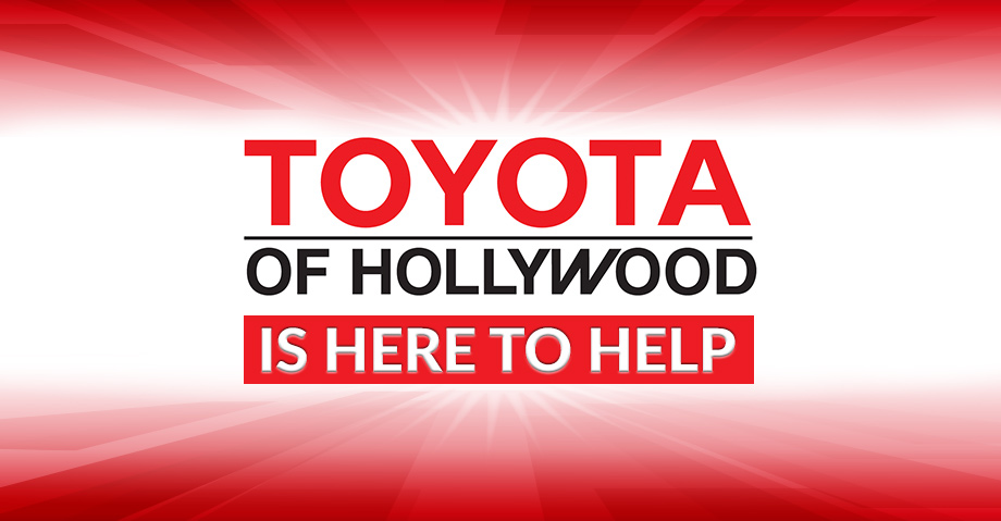 toyota of hollywood fl will cover your travel expenses | toyota of