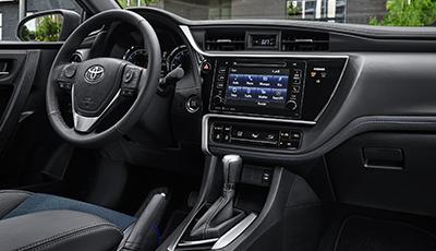 2019 Toyota Corolla - interior