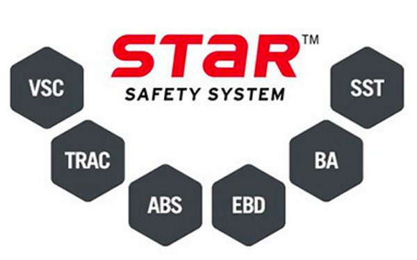 2018 Corolla - Star Safety System