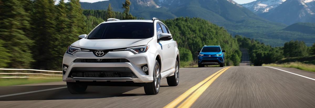 2018 Toyota RAV4 - exterior
