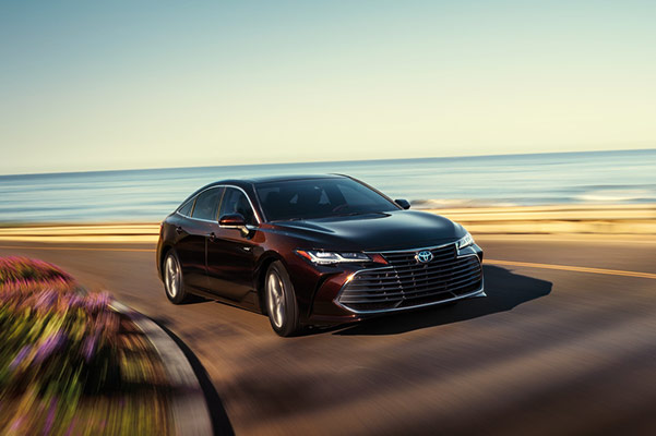 2019 Toyota Avalon Engine Specs & Performance