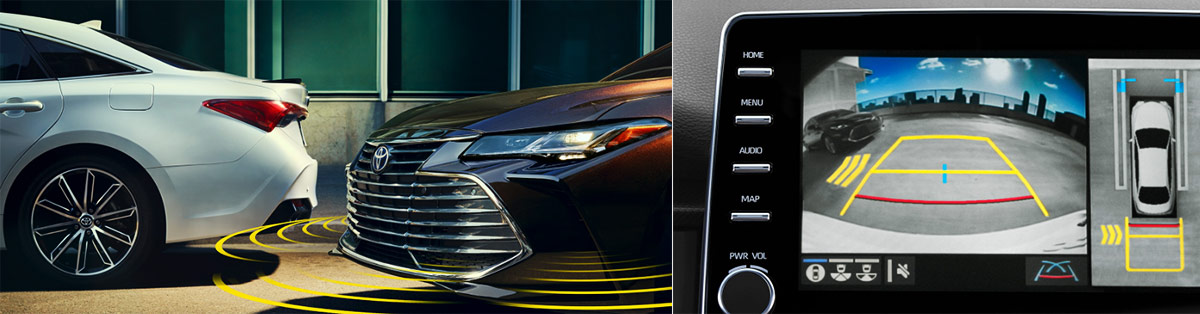 2019 Toyota Avalon Safety Features