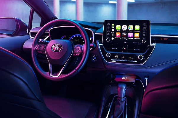 2020 Toyota Corolla Interior & Technology
