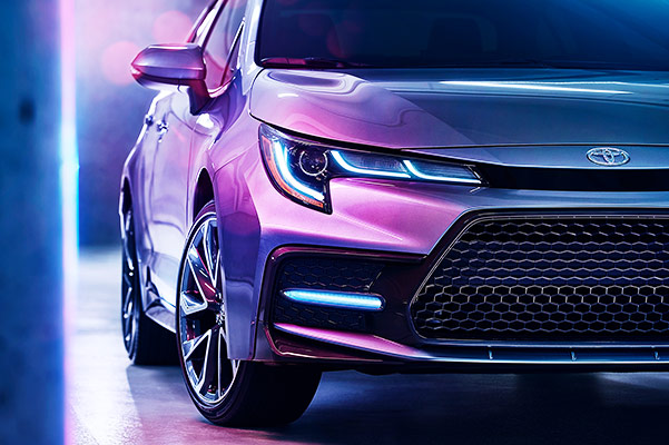 2020 Toyota Corolla Specs & Safety Features