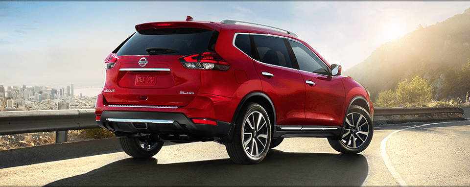 Technology Features in 2017 Nissan Rogue, NissanConnectSM Display