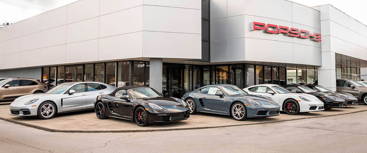 Why Buy From Rick Holl Porsche?