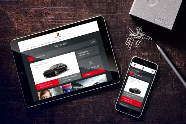 What Does the Porsche Connect App Do?
