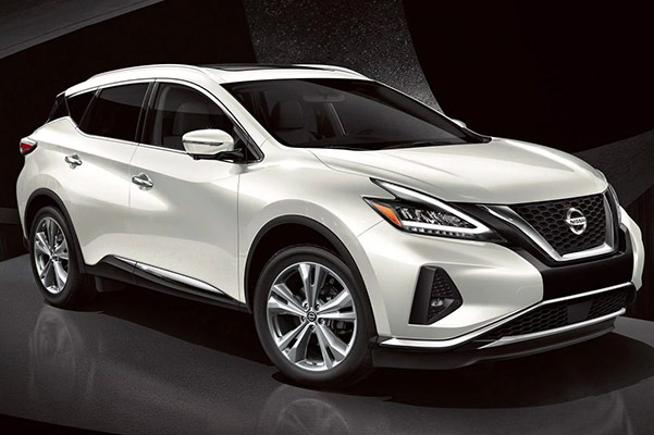 The 2019 Nissan Murano Exterior