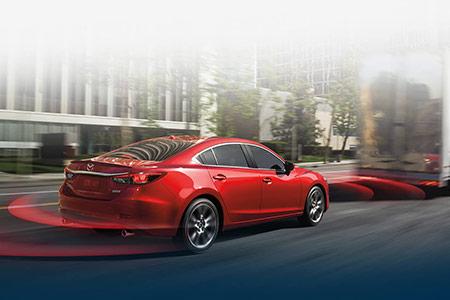 Mazda i-ACTIVSENSE®