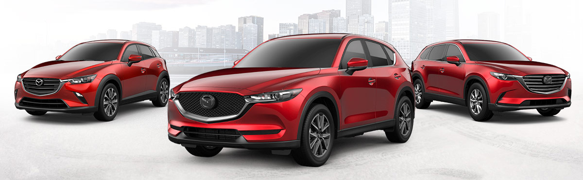 Which Mazda CX Model Is Right For You? header