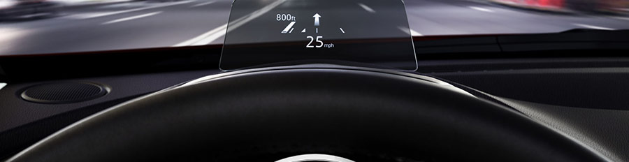 2018 mazda cx-3 digital dash display