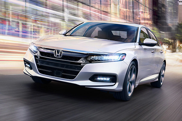 2020 Honda Accord performance