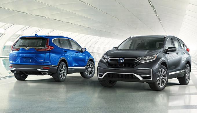 Honda CR-V lineup