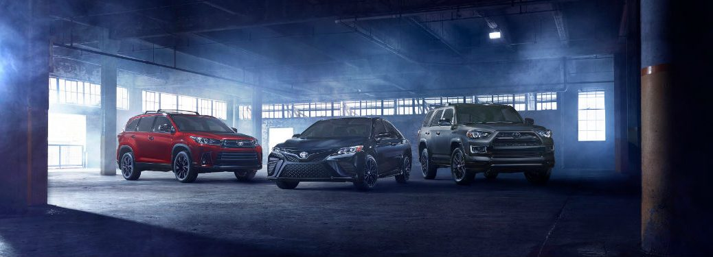 Toyota Model Lineup Buy A New Toyota In North Huntingdon Pa