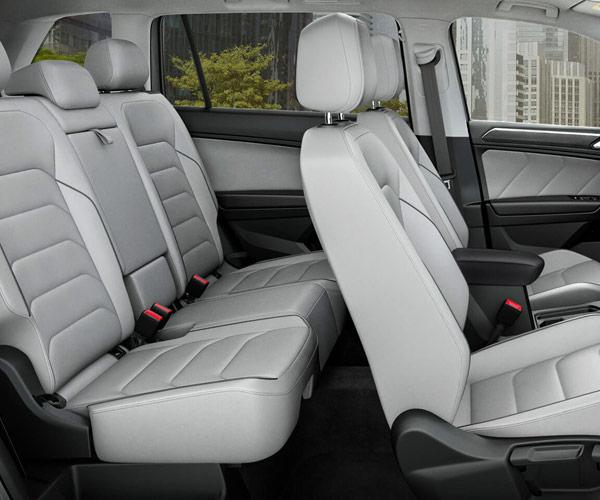 2018 Volkswagen Tiguan S Interior
