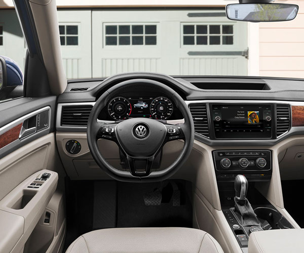 Compare The 2018 Volkswagen Atlas