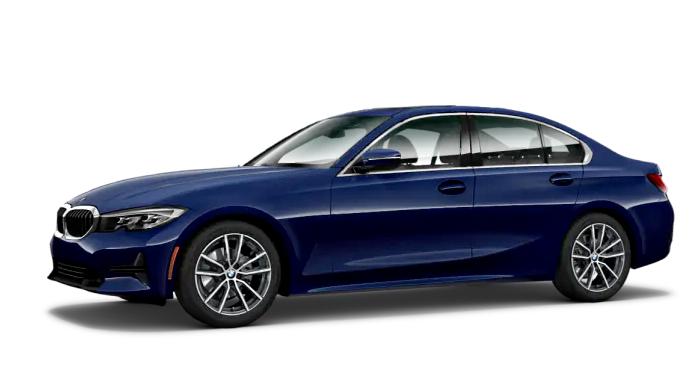 2019 BMW 320i
