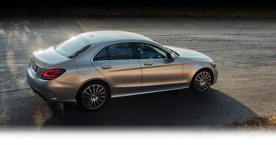 2019 Mercedes-Benz C 300 Exterior