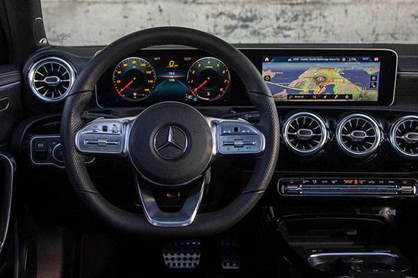 2019 Mercedes-Benz A-Class Specs, Performance & Safety Features