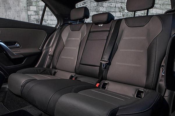 2019 Mercedes-Benz A-Class Interior & Technology